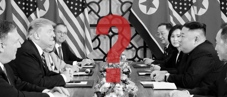 Timeline: From failure at Hanoi to a potential Sunday summit