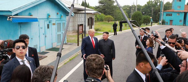 Europe's role in diplomacy on the Korean peninsula: enabler, intermediary, example