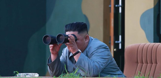 North Korean coverage of Thursday's missile launches: key takeaways