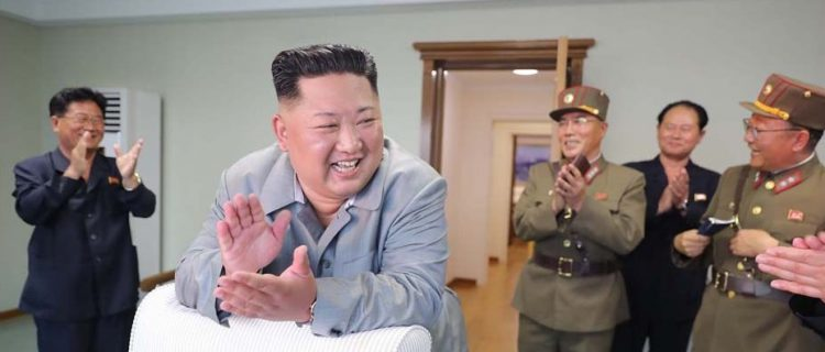 North Korean leadership appearances in July: Kim Jong Un dials up the pressure