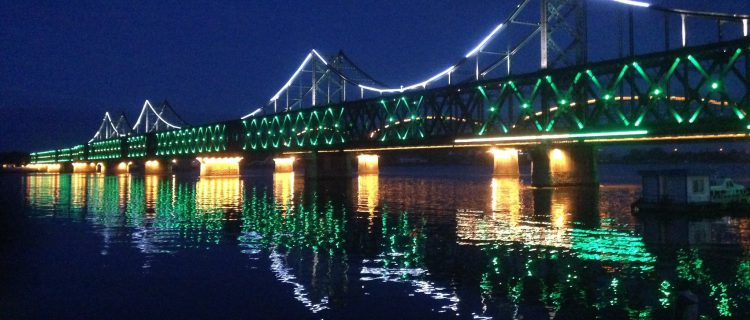 Crossing the river by feeling the stones: what Pyongyang can learn from Beijing