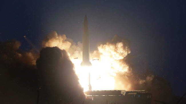What North Korea's KN-23 could mean for allied missile defenses