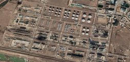 Satellite imagery shows upgrade at North Korea's functioning refinery
