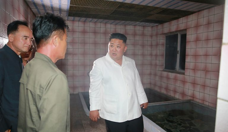 Rebuilding with care: Kim Jong Un's on-site scoldings spur drastic demolitions