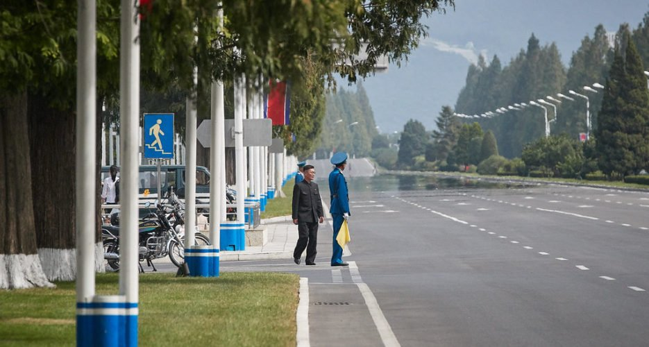 Fueling the country: tracking North Korea's growing number of gas stations