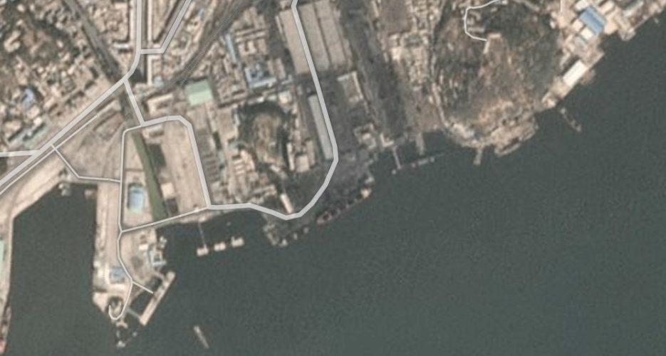 Imagery reveals near-constant activity at North Korean coal terminal in October