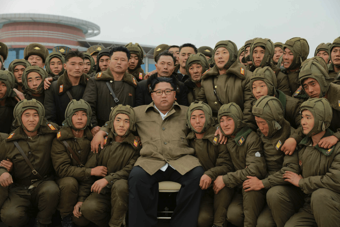 Kim Jong Un is more worried about a military coup than a people's revolt