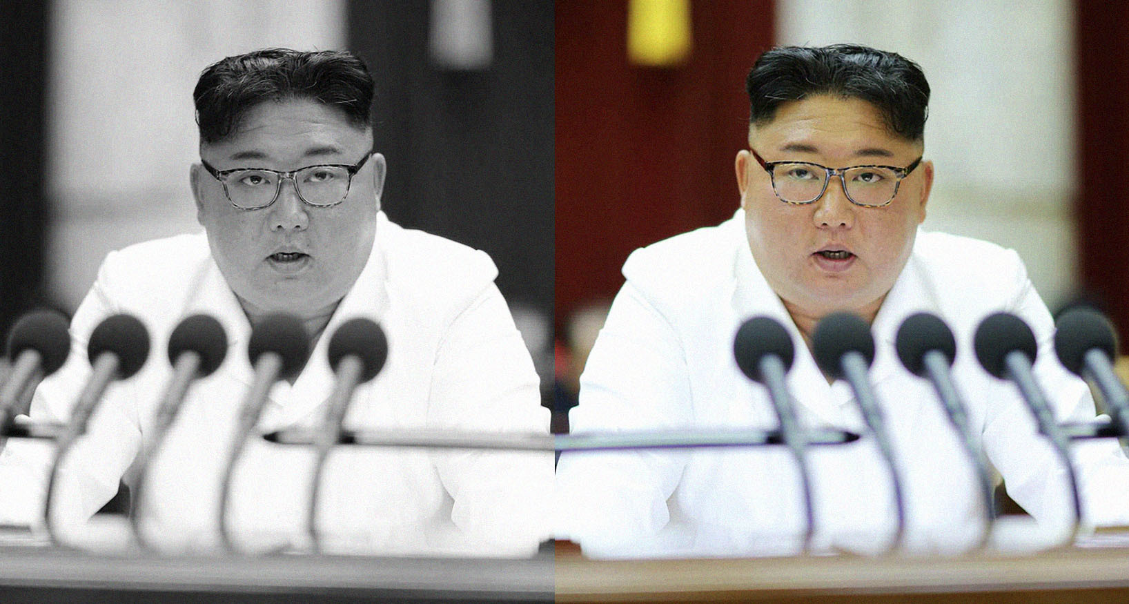 """Timeline: from """"Christmas gift"""" to North Korean party plenum"""