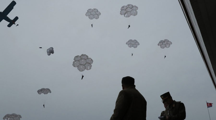 How North Korea is making the most of its aging air force