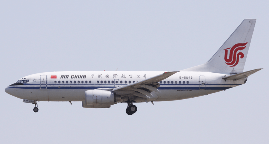 Photos of Air China refueling in Pyongyang raise questions about supply-lines