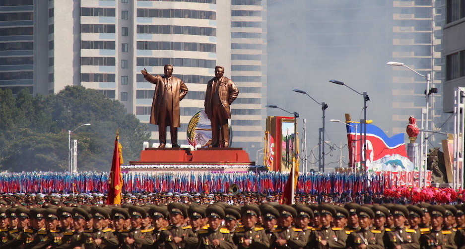 What to expect at a potential North Korean military parade next month
