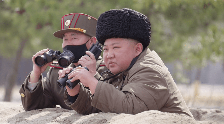 Timeline: from North Korea coronavirus fears to a new bout of missile testing