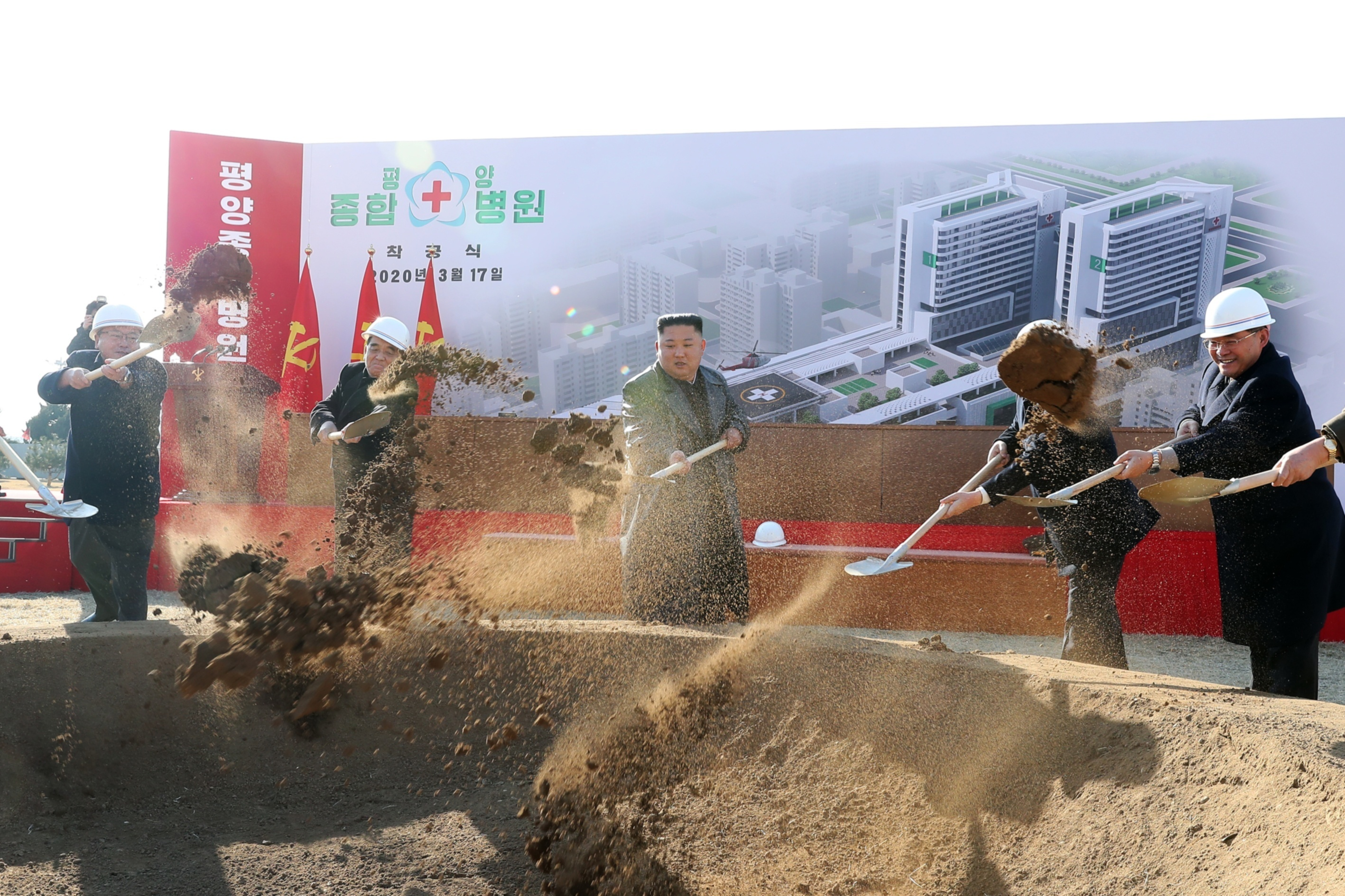 What plans for a new Pyongyang hospital say about class politics in North Korea