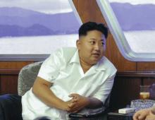 Kim family using newly-remodeled 'amusement park' boat on east coast: imagery