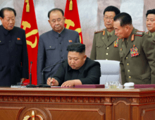 Why do so many people believe Kim Jong Un holds absolute power?