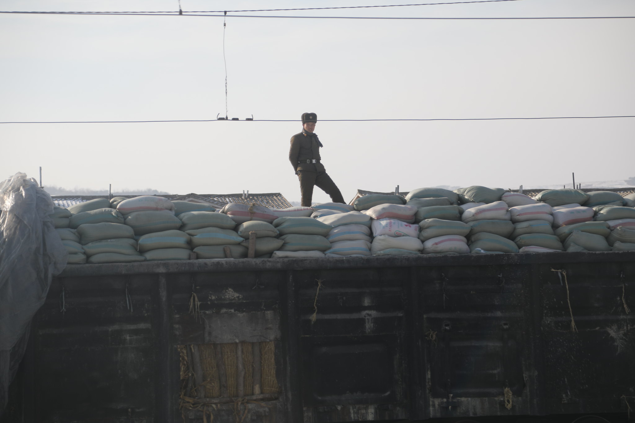 Chinese food exports to North Korea exceed pre-COVID levels, luxury foods absent