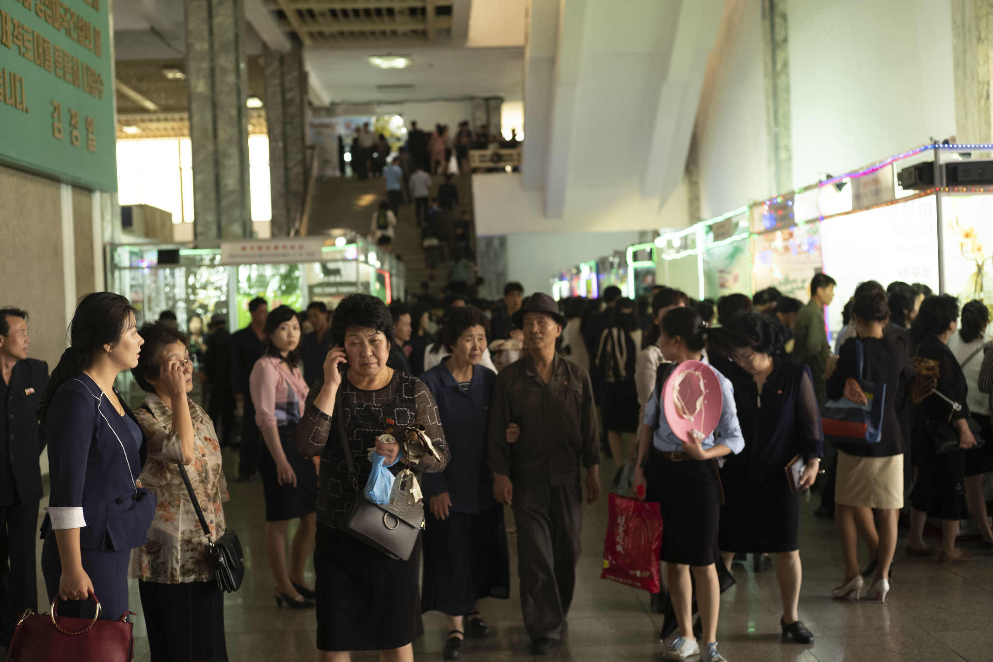 North Korean insurance company data quietly signals economic recovery