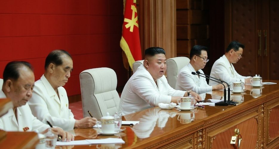 Leadership changes and odd scheduling tease North Korea's next party congress