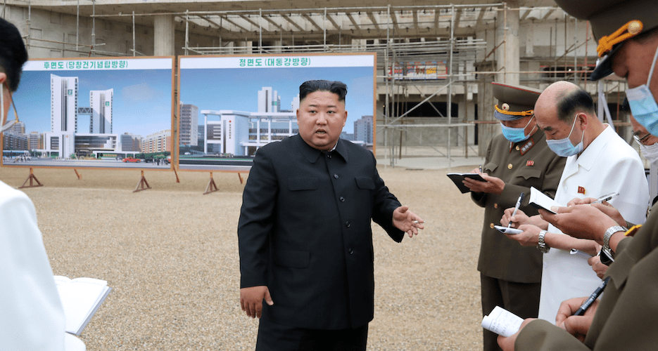 Pacemakers and prosthetics: Russia exports only medical ware to DPRK in November