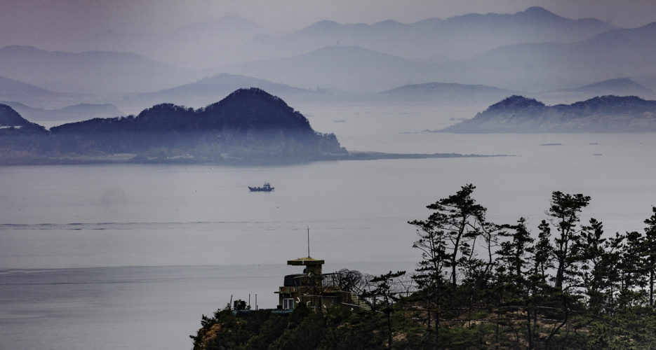 North Korea's top seaport eerily quiet after rumors of a closed trade route