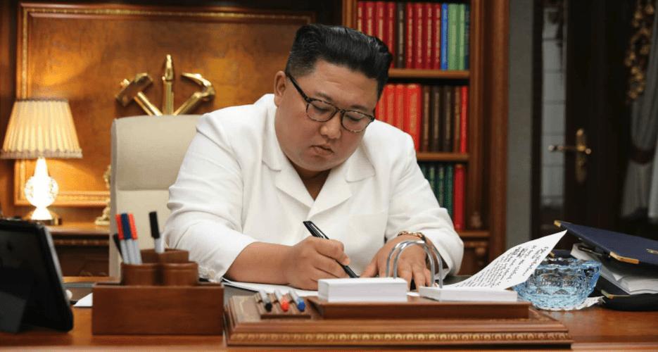 How Kim's call for typhoon help exploits cheap labor and builds political unity