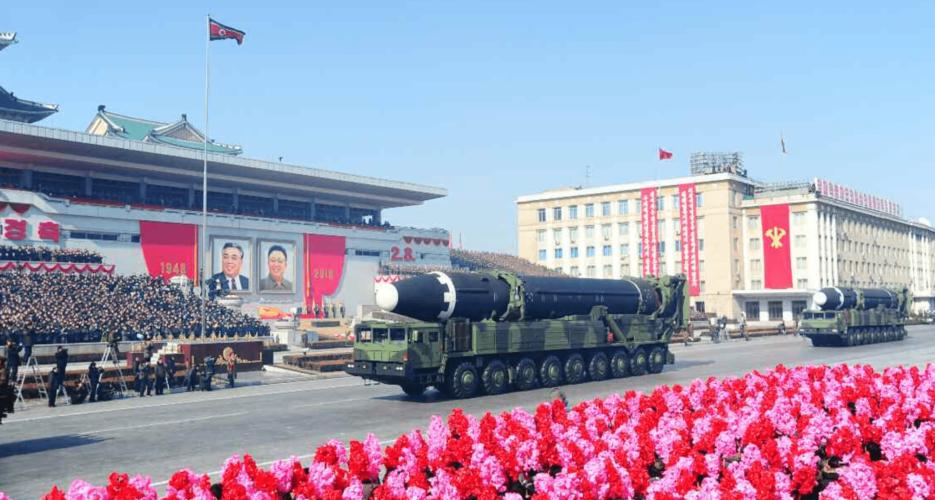 North Korea renovates key missile launcher factory ahead of big military parade
