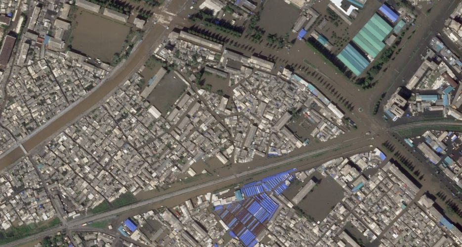 Flooded homes, factories and streets: The scope of Typhoon Maysak's damage