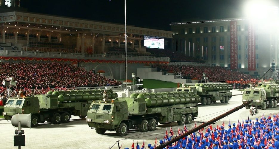 Missiles, guns and camo: A look at North Korea's entire military parade lineup