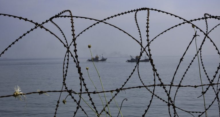 Timeline: From Washington's foreign policy moves to South Korea's leaky border