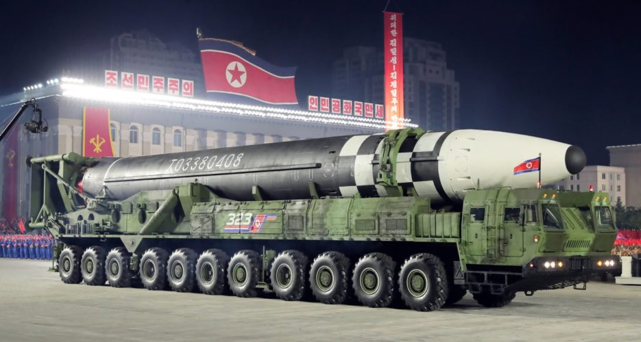 What to make of Kim Jong Un's new Hwasong-16 ICBM & Pukguksong-4 missile system