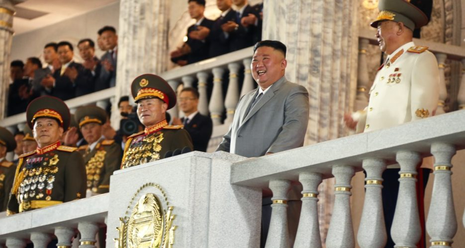 Kim Jong Un's soft, apologetic Oct. 10 speech also hints at rising friction