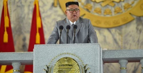 Kim Jong Un's teary-eyed speech shows North Korea is in a dire situation