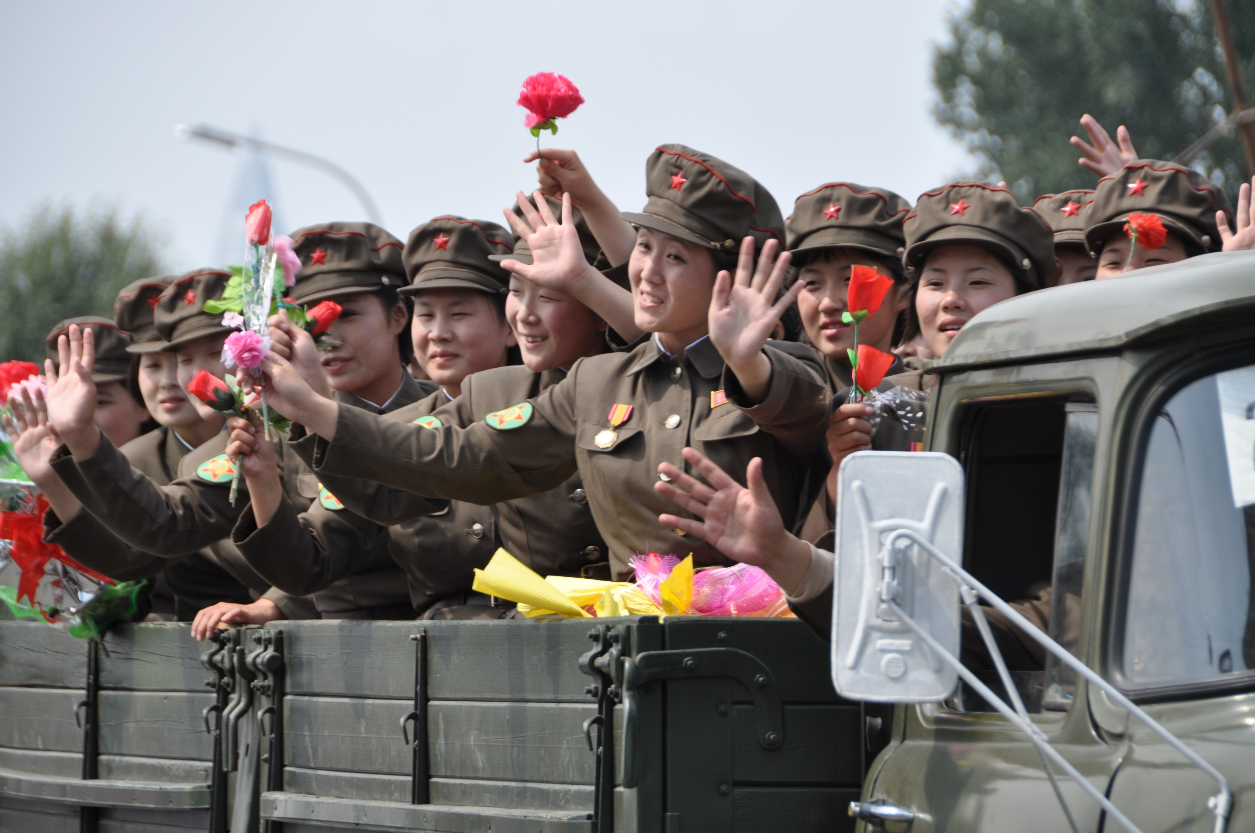 North Korea's Oct. 10 military parade will be more pomp than provocation