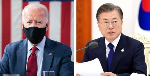 Biden will fix the US-ROK alliance, but his agenda conflicts with Moon's dreams