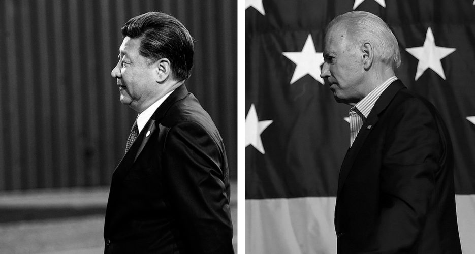 Biden's win is a bad omen for China — and that will strain the two Koreas