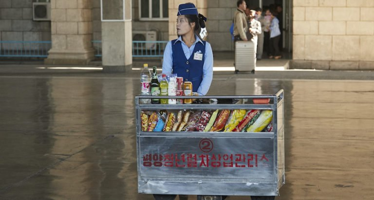 North Korea's trade with China is in freefall, rapidly approaching zero: Customs