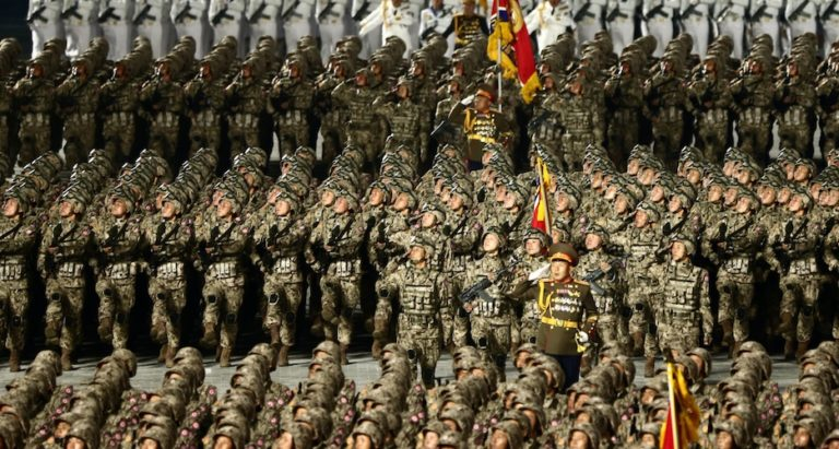 North Korea in Oct. 2020: A month review and what's ahead