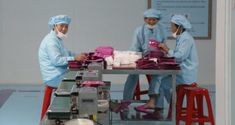 DPRK-China trade continues to sputter, making hydropower and soap stand out