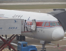 Sudden flurry of Air Koryo flights spotted ahead of North Korea's Party Congress