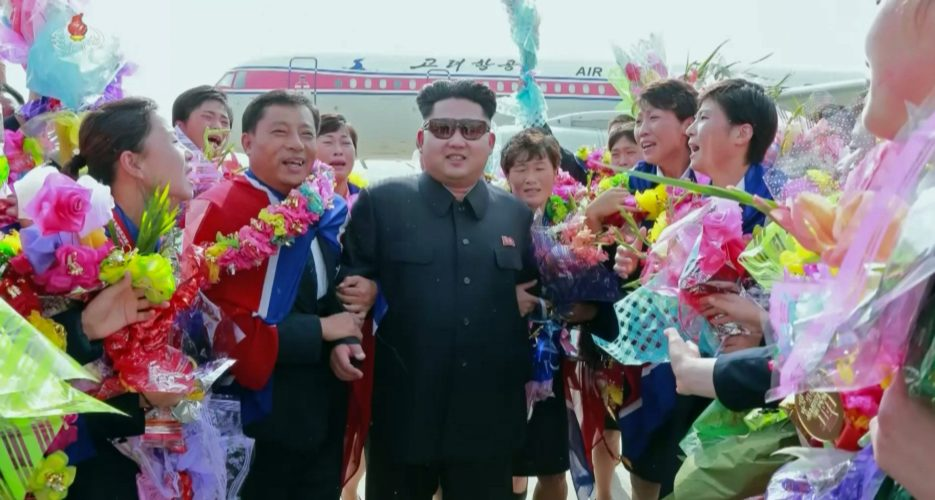 Timeline: How North Korean propaganda hyped Kim Jong Un in 2020