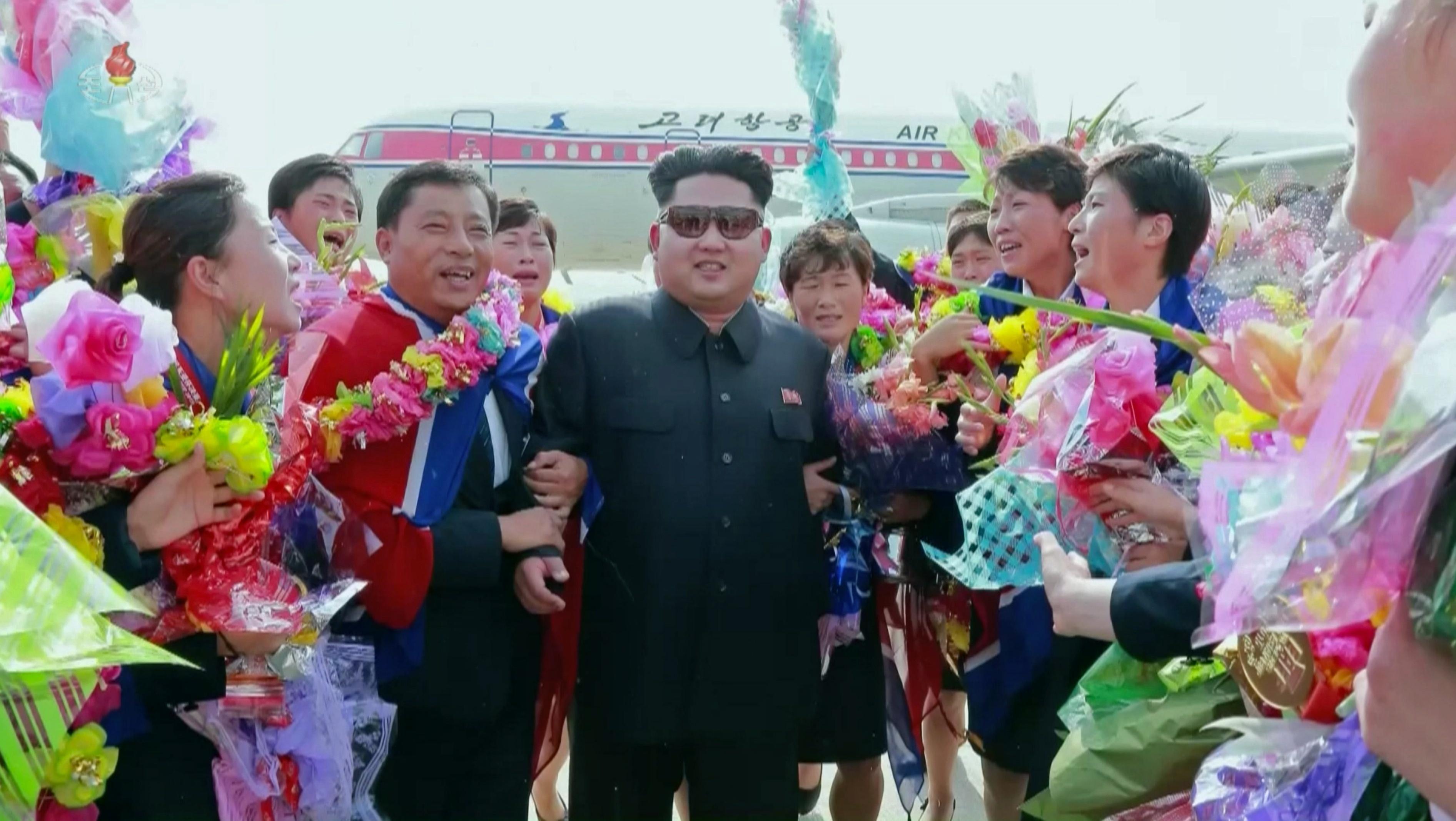Timeline: How North Korean propaganda hyped Kim Jong Un in 2020