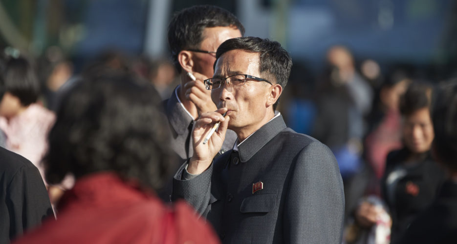 Indonesian company fined $1 million for selling cigarette papers to North Korea