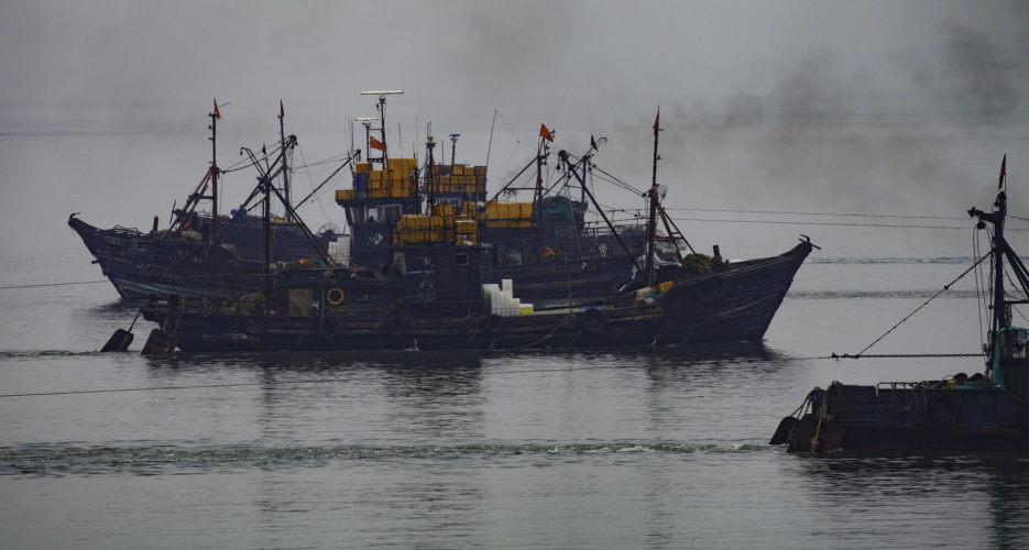 Chinese ships in North Korea drop by 30% after years of rampant, illegal fishing