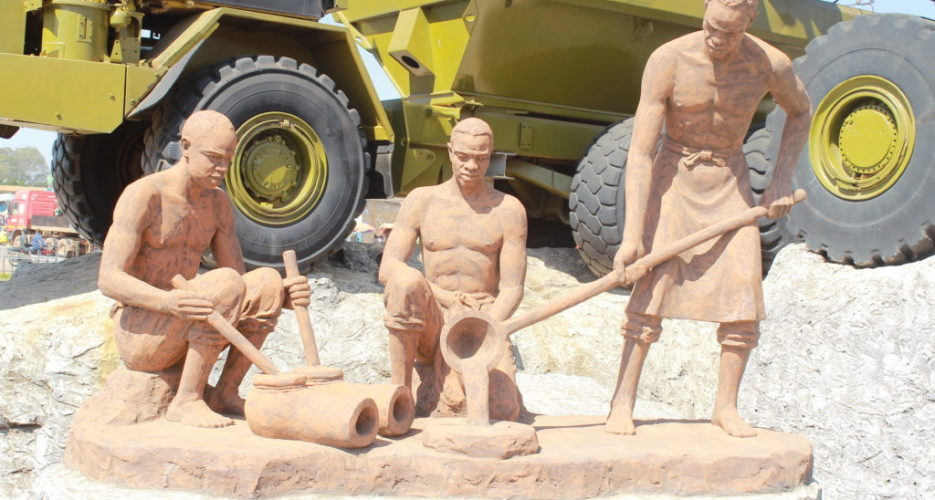 Statues in Africa traced back to North Korean artists making money for regime