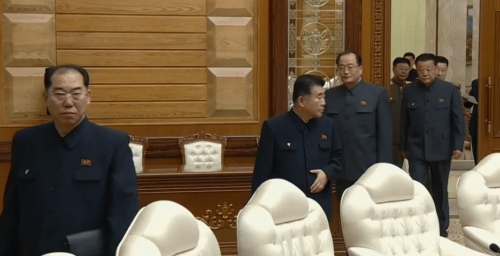 Mystery man: Kim Hyong Sik's rise to head of the DPRK's new judicial department