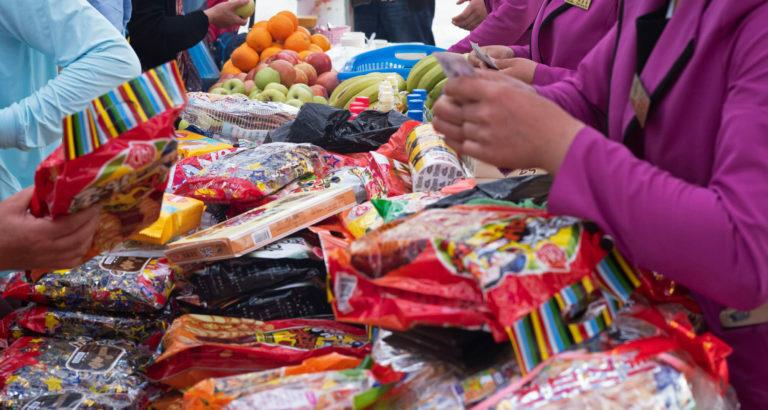 Amid COVID-19 trade lockdown, North Korea opens borders for sugar and big tires