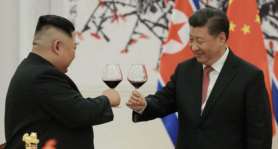 China and North Korea are cozying up, but their connection looks conniving