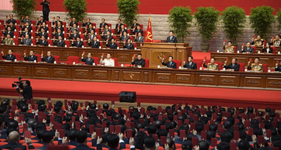 Full recap: North Korea reshuffles key leadership roles at Eighth Party Congress