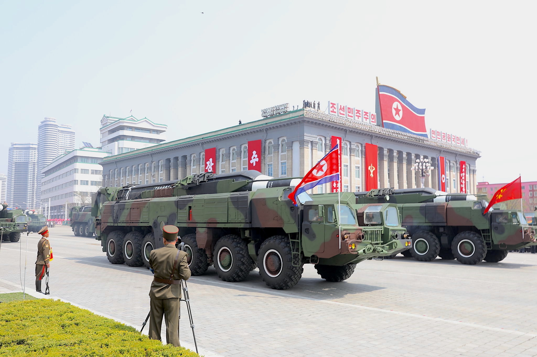 Korean-Australian faces court for alleged North Korea arms deals