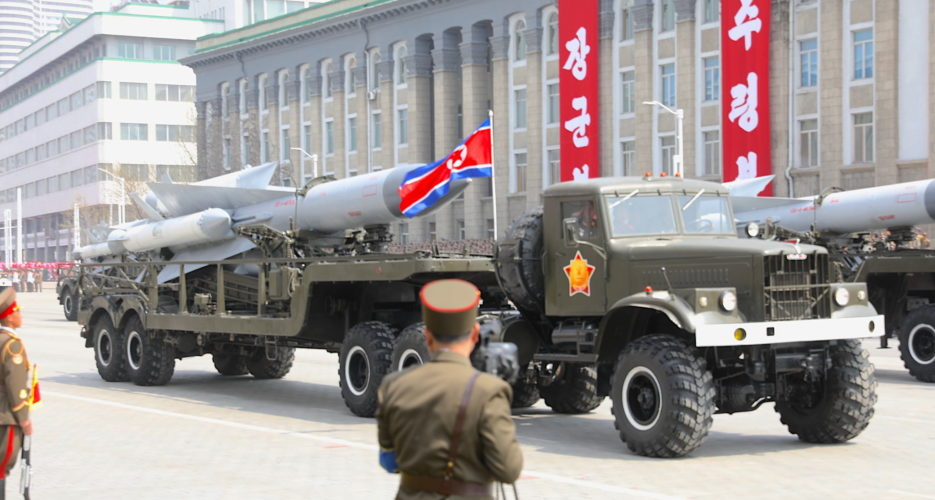 Australian man pleads guilty after trying to sell missiles for North Korea